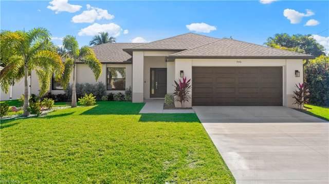 540 SE 26th Ter, Cape Coral, FL 33904 (MLS #219081264) :: #1 Real Estate Services