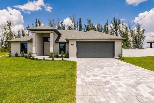 703 NW 19th Ct, Cape Coral, FL 33993 (MLS #219081318) :: #1 Real Estate Services