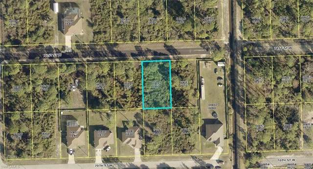 3505 71st St W, Lehigh Acres, FL 33971 (MLS #219081334) :: #1 Real Estate Services