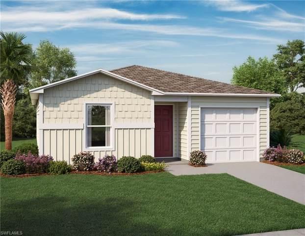 3723 Teakwood St, Fort Myers, FL 33905 (#219081335) :: The Dellatorè Real Estate Group