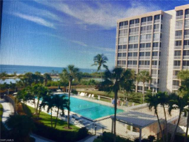 7150 Estero Blvd #305, Fort Myers Beach, FL 33931 (MLS #219081369) :: #1 Real Estate Services