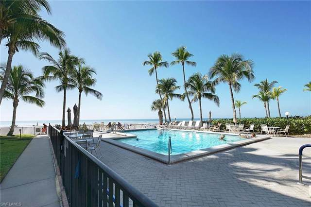 2580 Estero Blvd SW #403, Fort Myers Beach, FL 33931 (MLS #219081383) :: #1 Real Estate Services