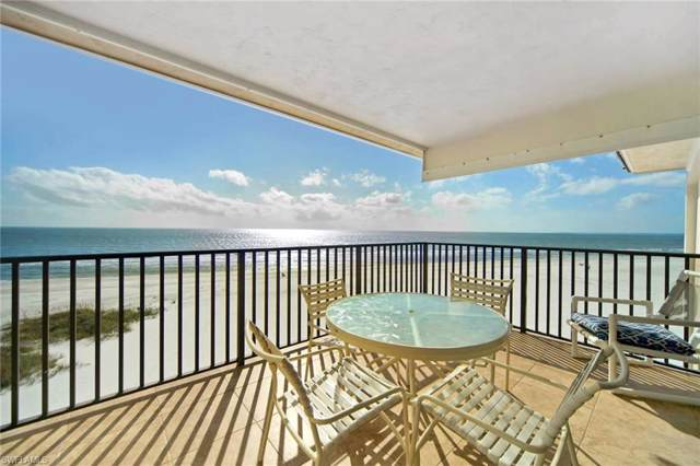 2580 Estero Blvd #502, Fort Myers Beach, FL 33931 (MLS #219081385) :: #1 Real Estate Services