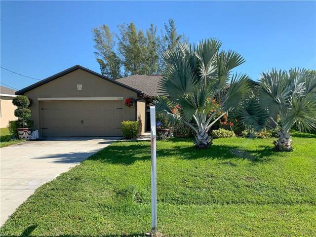2101 SW 19th Pl, Cape Coral, FL 33991 (MLS #219081455) :: RE/MAX Realty Team