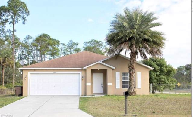 1600 Williams Ave, Lehigh Acres, FL 33972 (MLS #219081571) :: #1 Real Estate Services