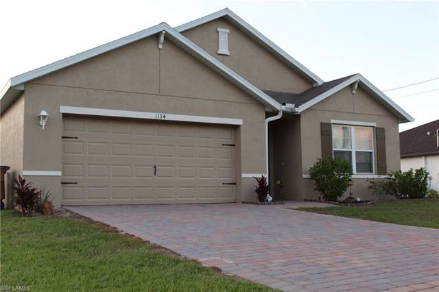 1134 NW 27th Ave, Cape Coral, FL 33993 (MLS #219081582) :: RE/MAX Realty Team