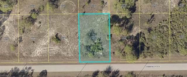 829 Chantilly St E, Lehigh Acres, FL 33974 (MLS #219081621) :: Clausen Properties, Inc.