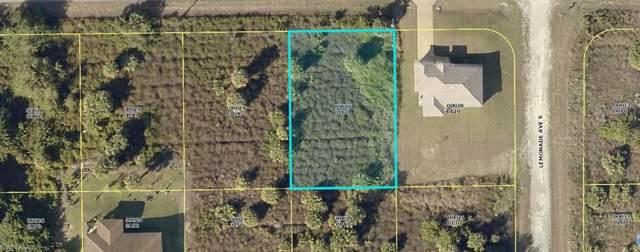 734 Camilla St E, Lehigh Acres, FL 33974 (MLS #219081637) :: Clausen Properties, Inc.