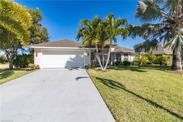 2109 SW 29th Ter, Cape Coral, FL 33914 (MLS #219081758) :: #1 Real Estate Services