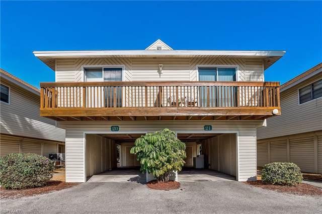 5370 Estero Blvd #21, Fort Myers Beach, FL 33931 (#219081766) :: The Dellatorè Real Estate Group