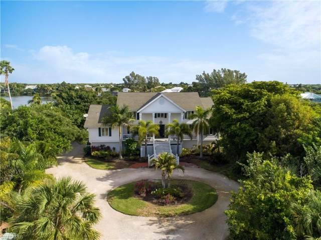 1501 Sand Castle Rd, Sanibel, FL 33957 (MLS #219081772) :: #1 Real Estate Services