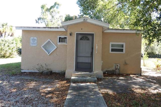 1813 French St, Fort Myers, FL 33916 (MLS #219081780) :: RE/MAX Realty Group