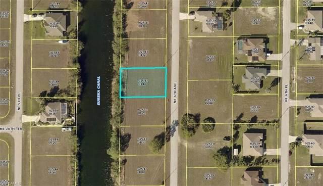 2020 NE 6th Ave, Cape Coral, FL 33909 (MLS #219081852) :: #1 Real Estate Services
