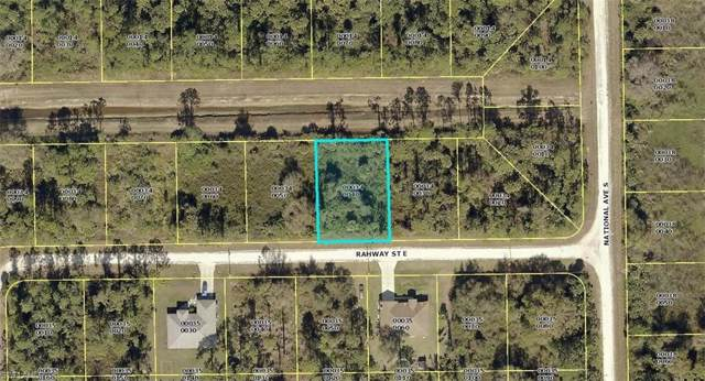 1145 Rahway St E, Lehigh Acres, FL 33974 (MLS #219081883) :: #1 Real Estate Services