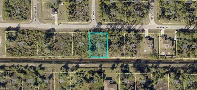 736 Ashland St E, Lehigh Acres, FL 33974 (#219082077) :: Southwest Florida R.E. Group Inc