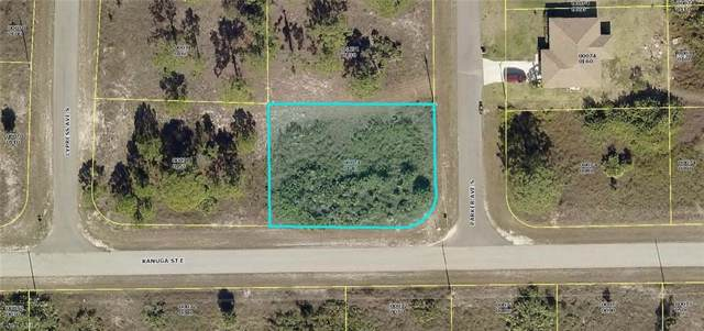 638 Parker Ave S, Lehigh Acres, FL 33974 (MLS #219082250) :: RE/MAX Realty Team