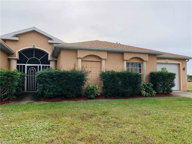 626 Falls Ln, Lehigh Acres, FL 33974 (MLS #219082410) :: The Naples Beach And Homes Team/MVP Realty