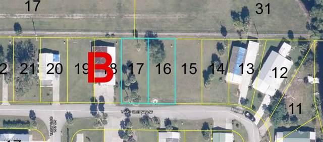 813 Yacht Club Way NW, Moore Haven, FL 33471 (MLS #219082729) :: Clausen Properties, Inc.