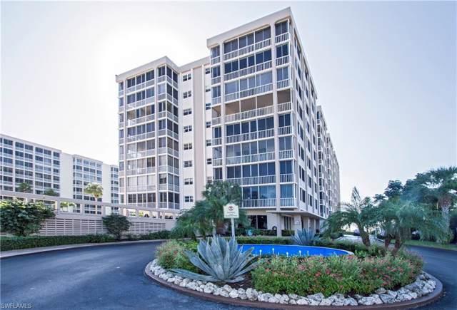 7146 Estero Blvd #517, Fort Myers Beach, FL 33931 (MLS #219082864) :: Kris Asquith's Diamond Coastal Group