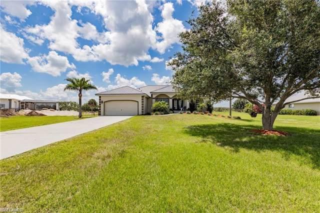 5273 River Blossom Ln, FORT DENAUD, FL 33935 (#219082959) :: The Dellatorè Real Estate Group
