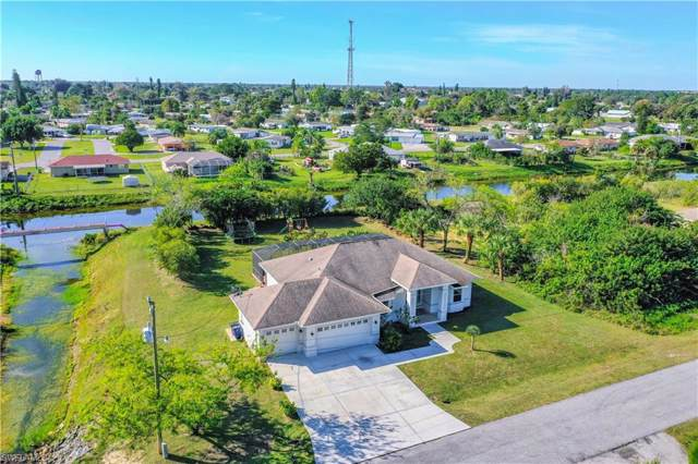 400 Harrison Dr, Lehigh Acres, FL 33936 (MLS #219083559) :: The Keller Group