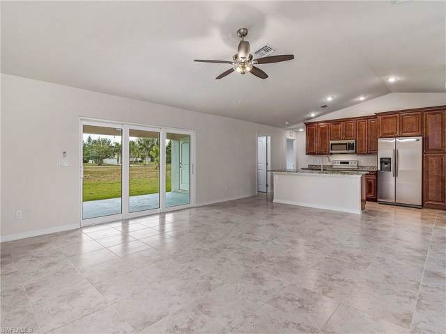 4124 NW 25th Ter, Cape Coral, FL 33993 (MLS #219084795) :: #1 Real Estate Services