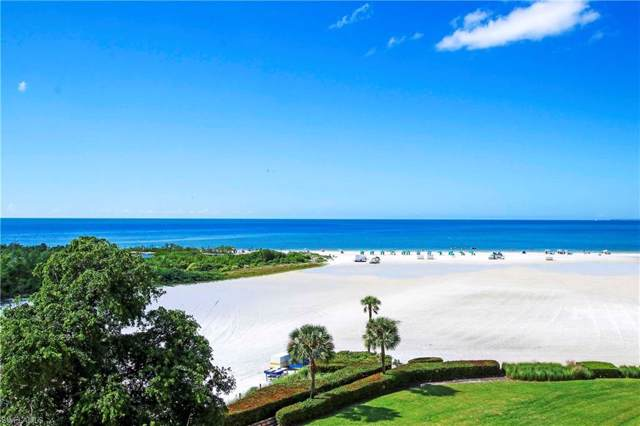 6672 Estero Blvd A611, Fort Myers Beach, FL 33931 (MLS #219084931) :: Kris Asquith's Diamond Coastal Group