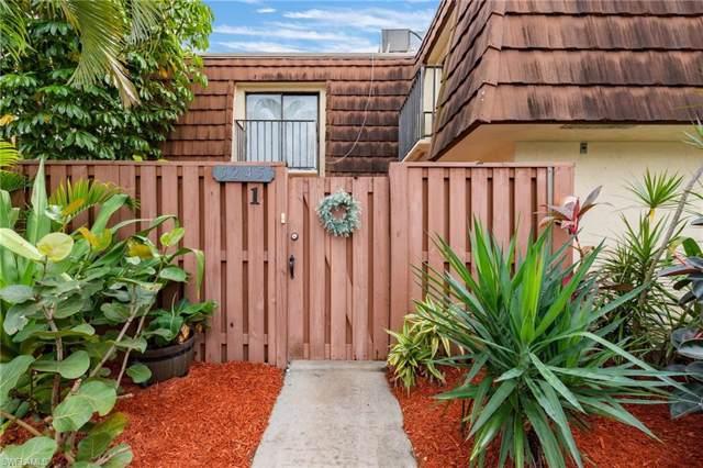 5245 Cedarbend Dr #1, Fort Myers, FL 33919 (MLS #219085009) :: Palm Paradise Real Estate
