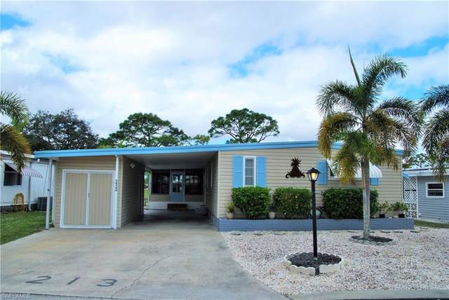 213 Nicklaus Blvd, North Fort Myers, FL 33903 (MLS #220000152) :: Clausen Properties, Inc.