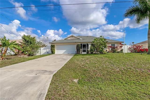 2829 NW 4th Ave, Cape Coral, FL 33993 (#220000986) :: The Dellatorè Real Estate Group