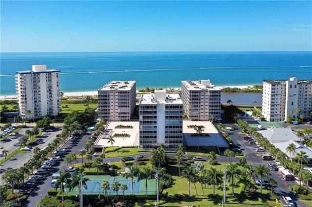 7146 Estero Blvd #316, Fort Myers Beach, FL 33931 (MLS #220001194) :: Kris Asquith's Diamond Coastal Group