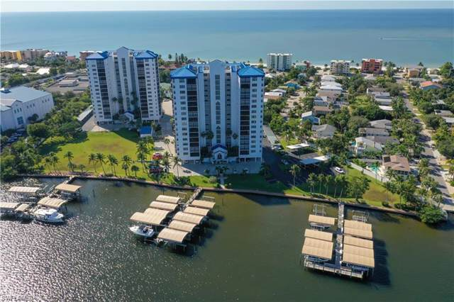 4753 Estero Boulevard #1402, Fort Myers Beach, FL 33931 (MLS #220003233) :: Team Swanbeck