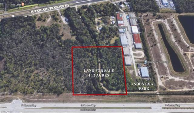 Address Not Published, North Fort Myers, FL 33903 (#220003501) :: The Dellatorè Real Estate Group
