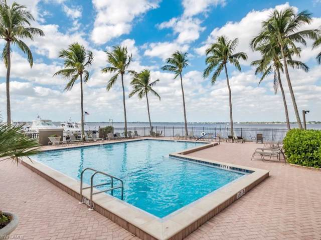 1920 Virginia Ave #701, Fort Myers, FL 33901 (#220003687) :: The Dellatorè Real Estate Group