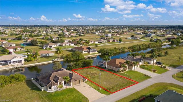 1219 NW 9th Pl, Cape Coral, FL 33993 (MLS #220003747) :: #1 Real Estate Services