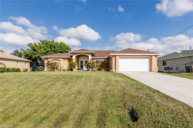 1405 SW 11th St, Cape Coral, FL 33991 (MLS #220004222) :: #1 Real Estate Services