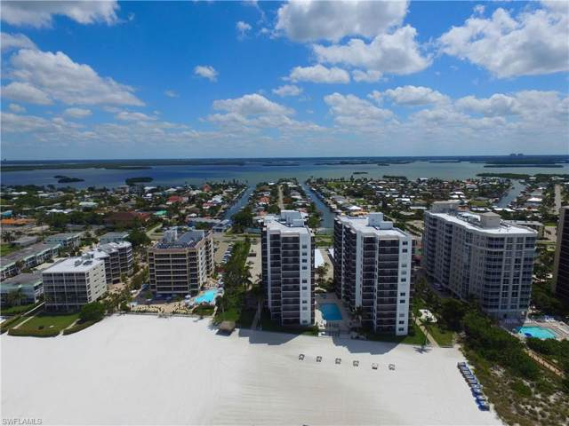 6610 Estero Blvd #123, Fort Myers Beach, FL 33931 (MLS #220004254) :: Team Swanbeck