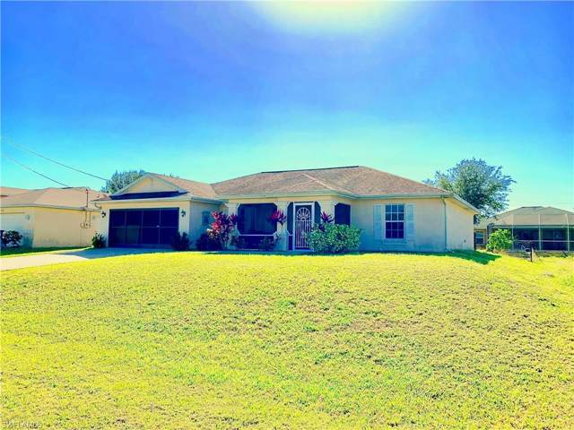 1118 NE 32nd Ter, Cape Coral, FL 33909 (MLS #220004297) :: The Naples Beach And Homes Team/MVP Realty