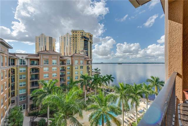 2825 Palm Beach Blvd #715, Fort Myers, FL 33916 (MLS #220004343) :: Kris Asquith's Diamond Coastal Group