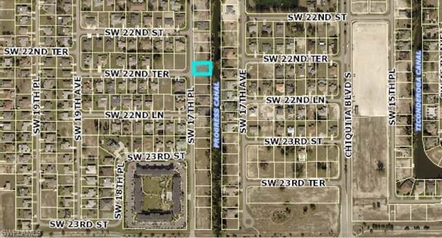 2213 SW 17th Pl, Cape Coral, FL 33991 (MLS #220004532) :: Clausen Properties, Inc.