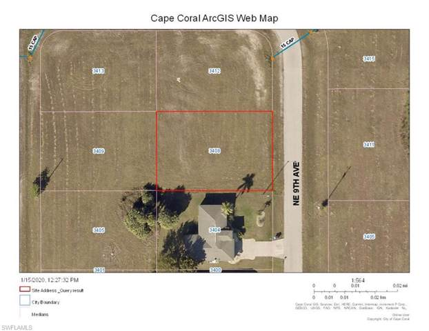 3408 NE 9th Ave, Cape Coral, FL 33909 (MLS #220004535) :: The Naples Beach And Homes Team/MVP Realty