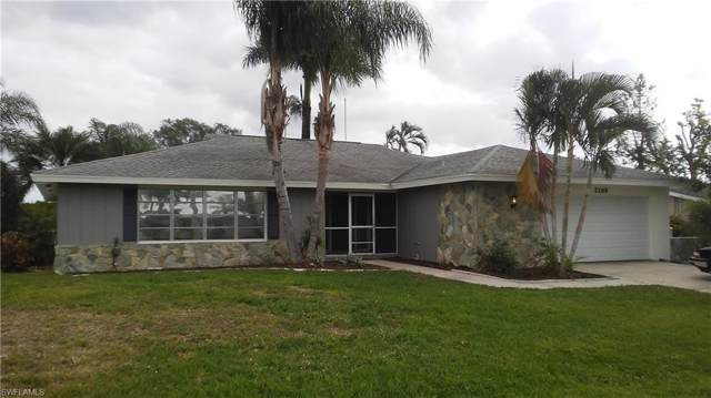 2168 Channel Way, North Fort Myers, FL 33917 (#220004950) :: Southwest Florida R.E. Group Inc