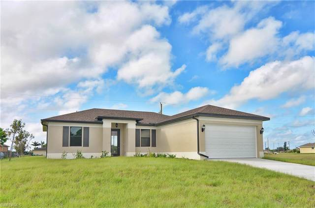 2528 NW 24th Ter, Cape Coral, FL 33993 (MLS #220005200) :: #1 Real Estate Services