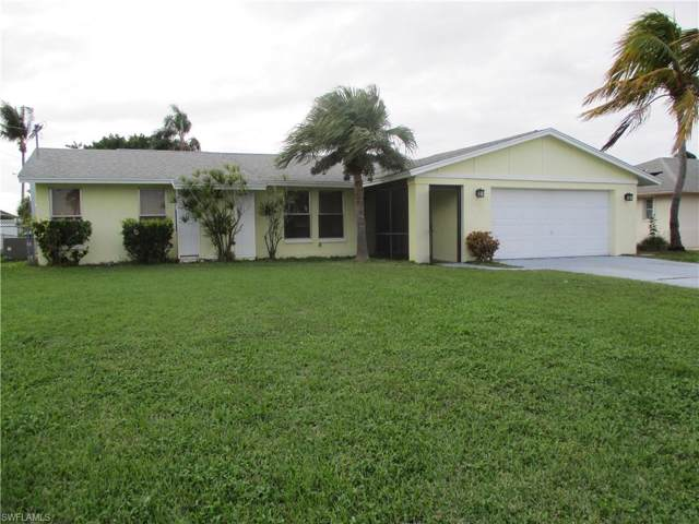3514 SE 22nd Pl, Cape Coral, FL 33904 (MLS #220005273) :: Uptown Property Services
