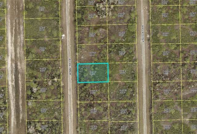 2191 Winnetka Dr, Lehigh Acres, FL 33972 (MLS #220005399) :: Clausen Properties, Inc.