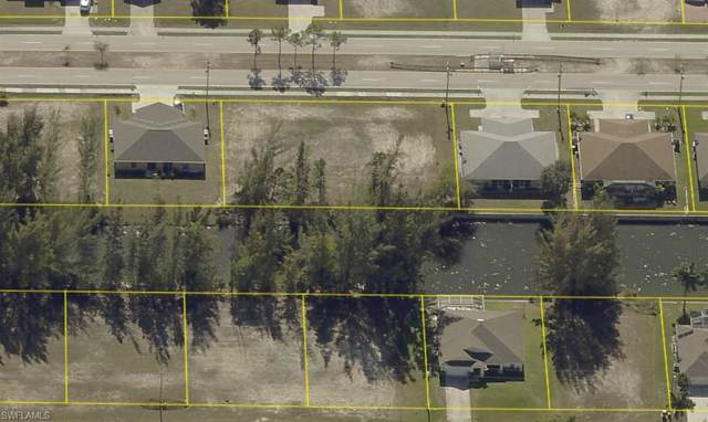 1213 Gleason Pky, Cape Coral, FL 33914 (MLS #220005437) :: RE/MAX Realty Team