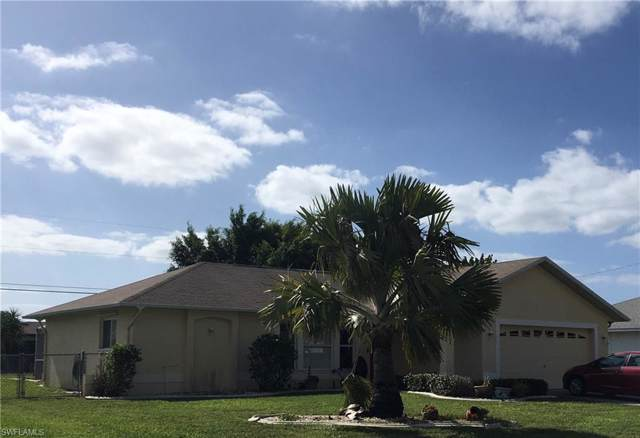 1424 SE 35th St, Cape Coral, FL 33904 (#220005458) :: The Dellatorè Real Estate Group