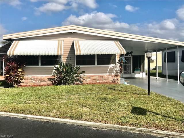 213 Brandywine Ln, North Fort Myers, FL 33917 (MLS #220005459) :: RE/MAX Realty Team
