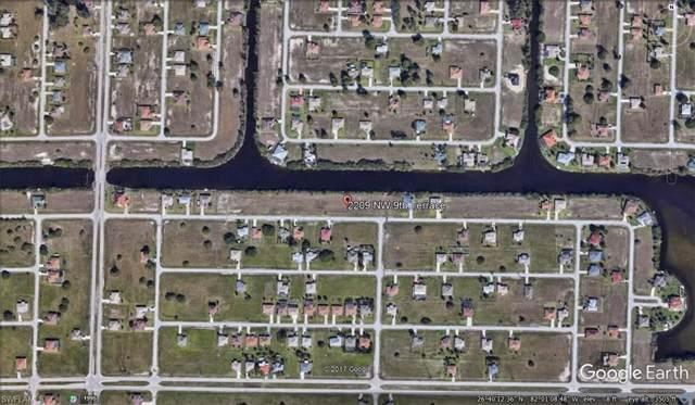 2209 NW 9th Ter, Cape Coral, FL 33993 (#220005472) :: The Dellatorè Real Estate Group