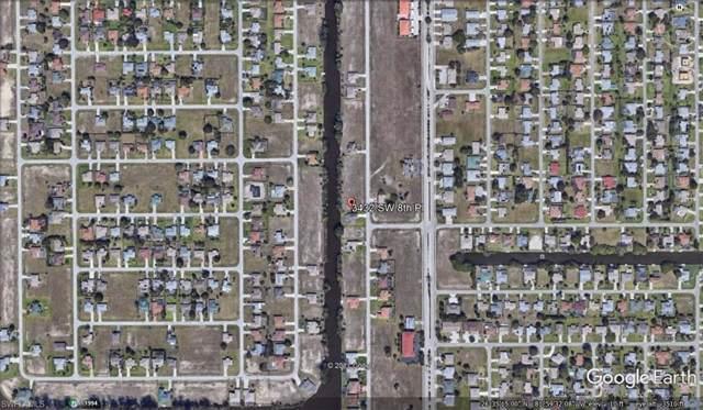 3432 SW 8th Pl, Cape Coral, FL 33914 (#220005482) :: The Dellatorè Real Estate Group